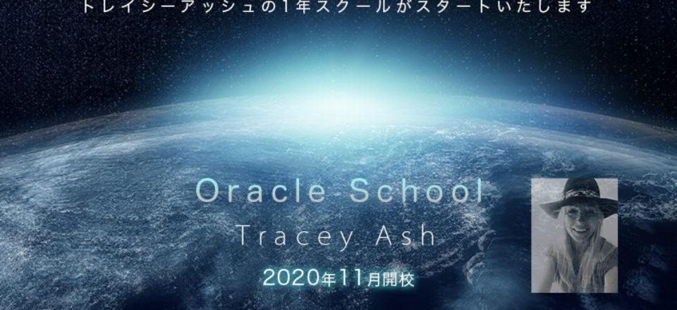 オラクルスクール-トレイシーアッシュ
